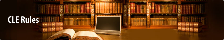 CLE online courses, online continuing legal education, law credits