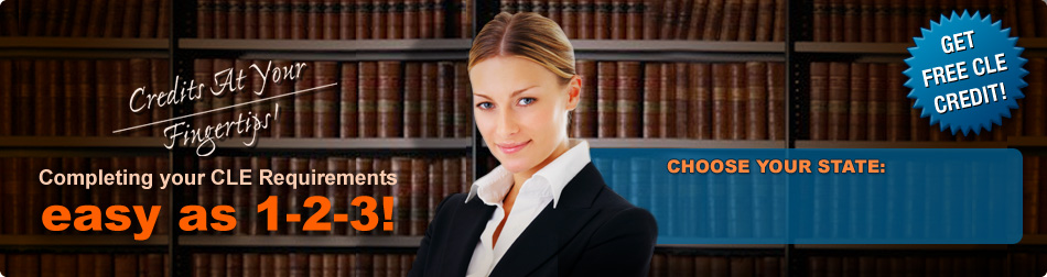 CLE Courses, cle credits, online cle programs, state bar cle courses