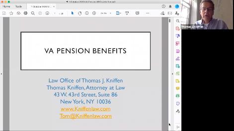 Understanding VA Pensions Thumbnail