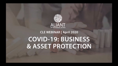 COVID-19: Business and Asset Protection Thumbnail