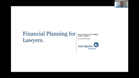 Financial Planning for Lawyers Thumbnail