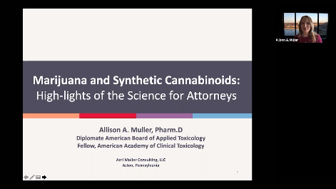 Marijuana and Synthetic Cannabinoids: Highlights of the Science for Attorneys Thumbnail