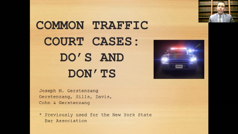 Common Traffic Court Cases: Do's and Dont's Thumbnail
