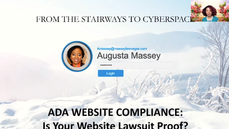 ADA Website Compliance: Is Your Website Lawsuit Proof? Thumbnail