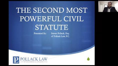 The Second Most Powerful Civil Statute: A Must Watch for Civil Litigators Thumbnail