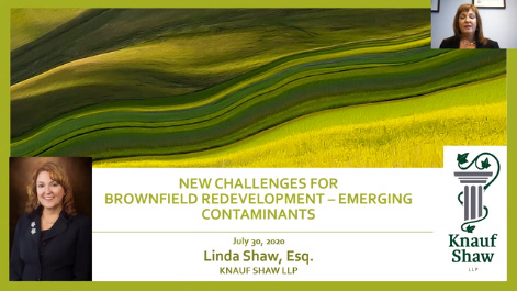 New Challenges For Brownfield Redevelopment: Emerging Contaminants Thumbnail