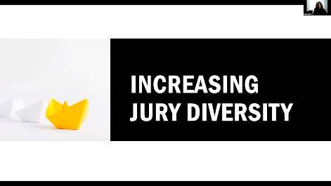 Justice Can Only Be Blind if the Jury Reflects Our Diverse Society Thumbnail