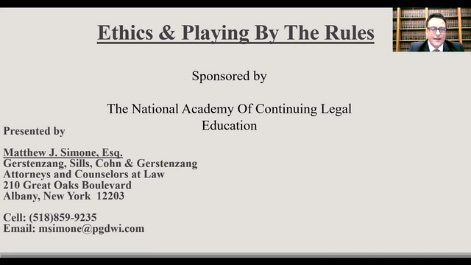 Every-Day Ethics and Playing By The Rules Thumbnail