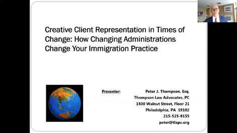 Creative Client Representation in Times of Change: How Changing Administrations Change Your Immigration Practice Thumbnail