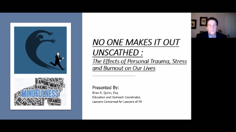 No One Makes It Out Unscathed: The Effects of Trauma, Stress and Burnout On Our Lives Thumbnail
