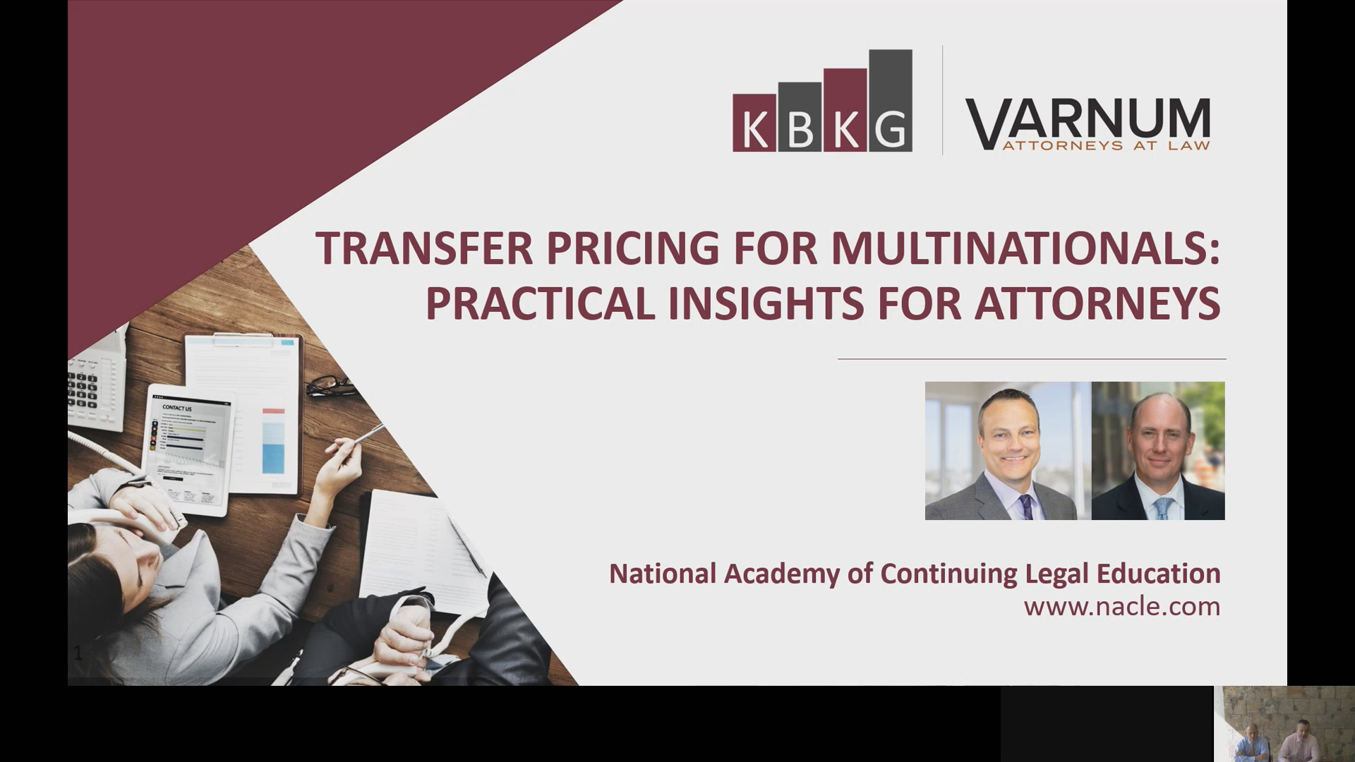 Transfer Pricing for Multinationals: Practical Insights for Attorneys Thumbnail
