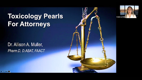 Toxicology Pearls for Attorneys Thumbnail